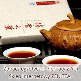 Sklep internetowy z herbatą Zen Tea